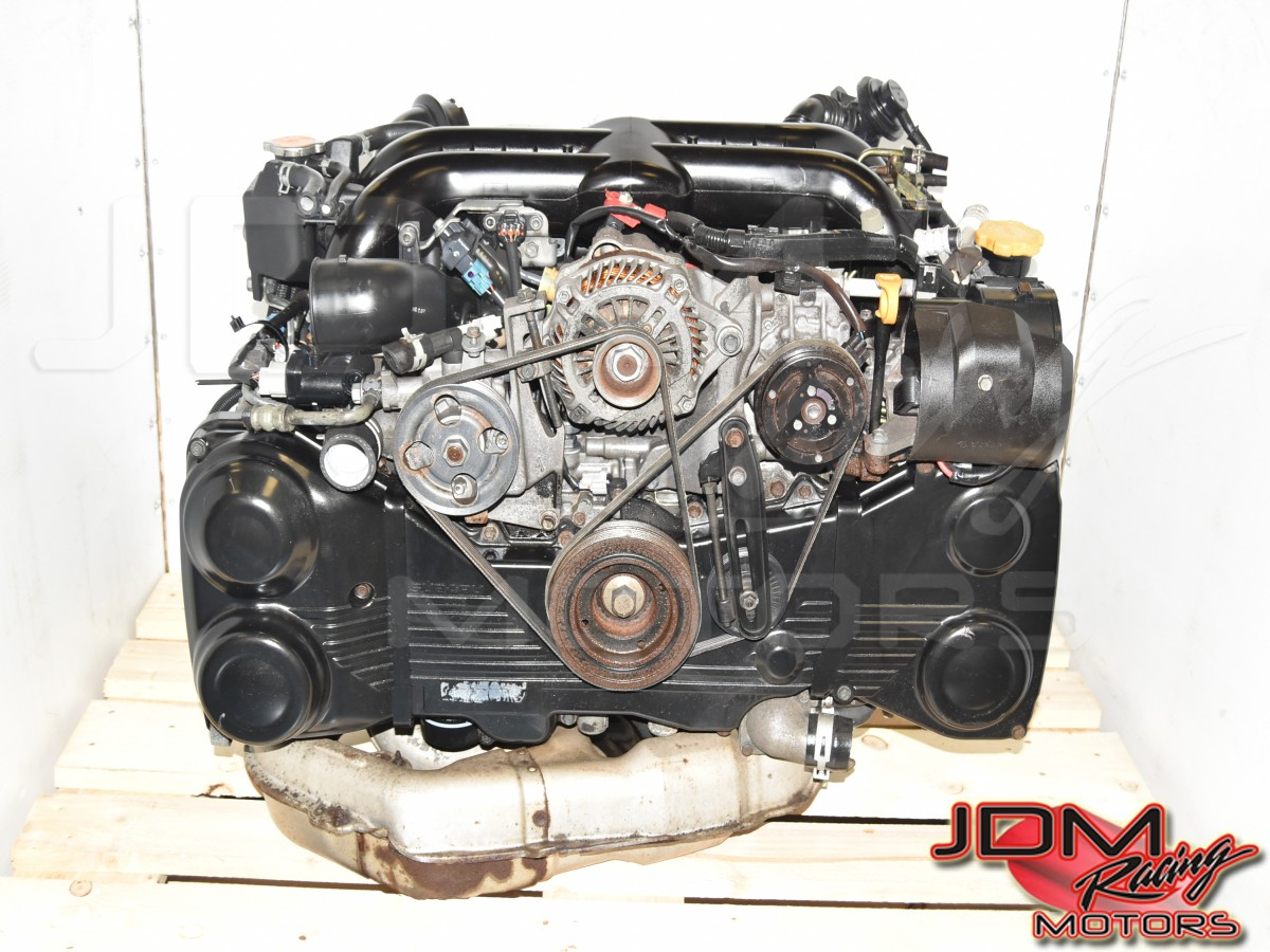 Used JDM WRX / LGT 2008-2014 Replacement EJ20Y 2.0L Twin Scroll & Dual AVCS Engine Swap