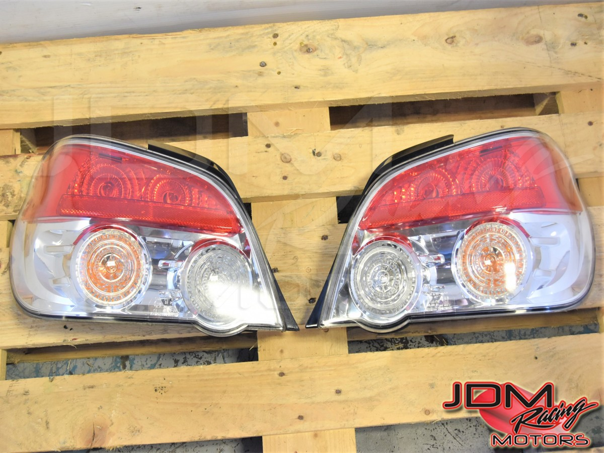 Used JM GDA Version 9 Rear Left & Right OEM Tail Lights for Sale 2006-2007 Model