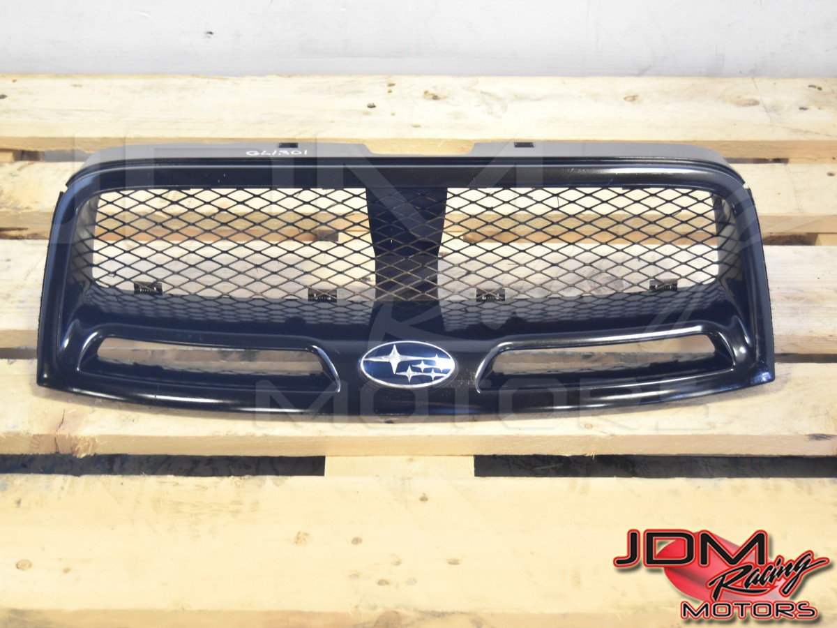 Used JDM Subaru Forester SF5 Automotive Front Sport Grille for Sale J1017SA020