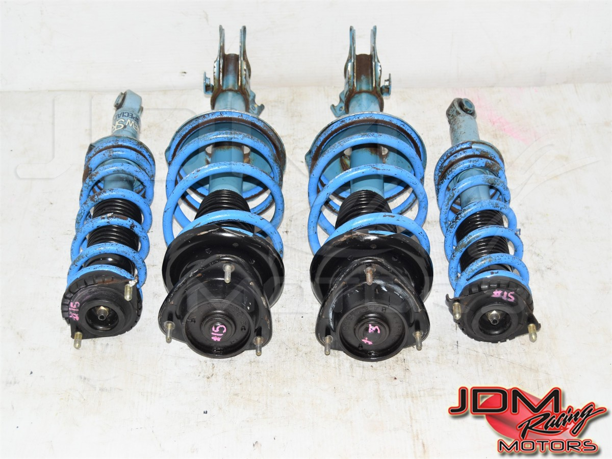 Used JDM Subaru Legacy BE5 New SR Special PROVA Suspensions for Sale