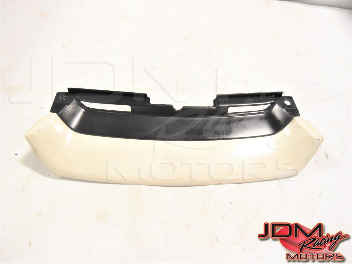 Used Honda / Acura Type-R 1994-2001 Front OEM Grille Cover Bezel for Sale (White)