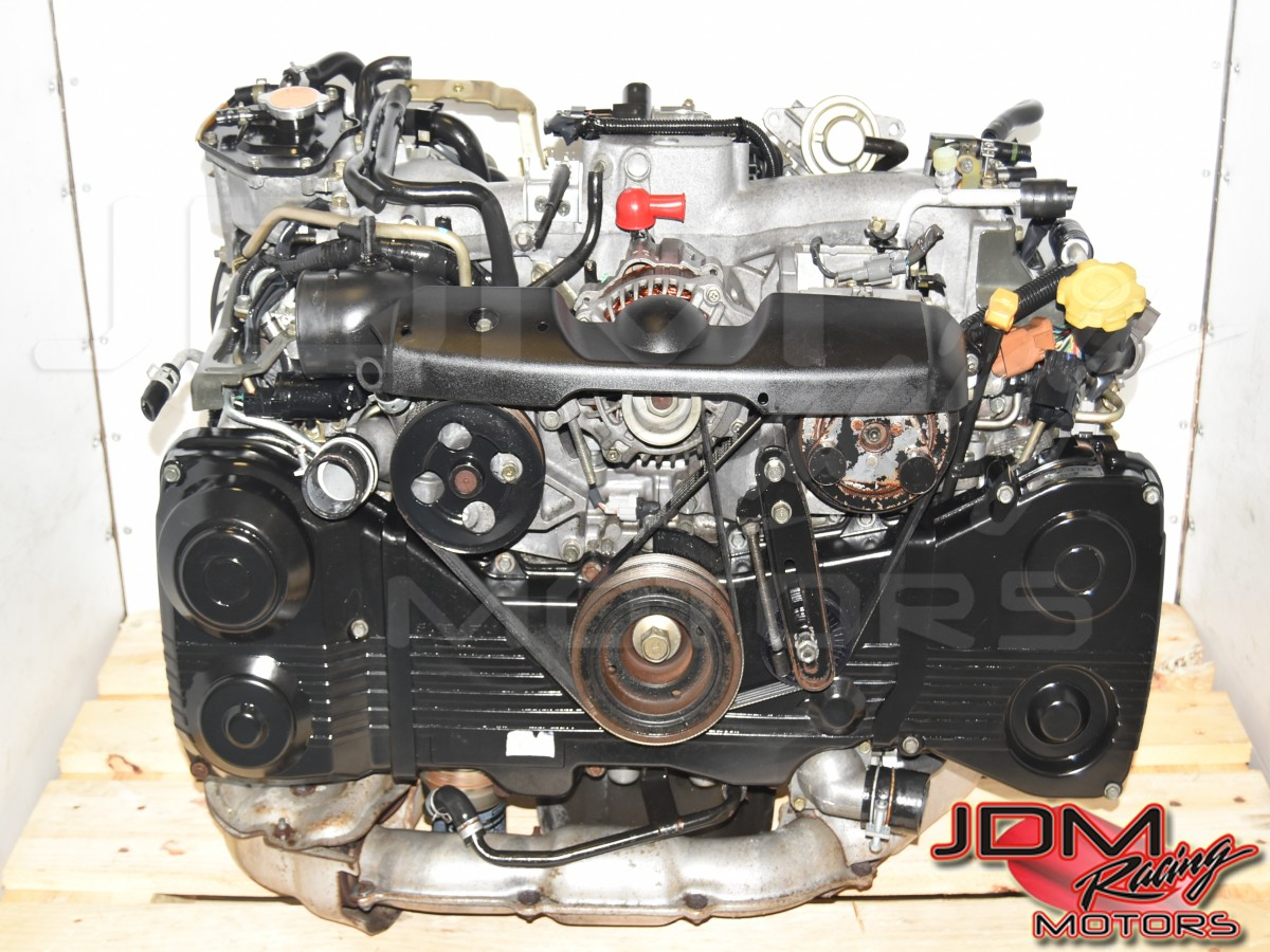 JDM WRX 2.0L DOHC AVCS 2002-2005 TD04 Turbocharged GDA GGA Engine