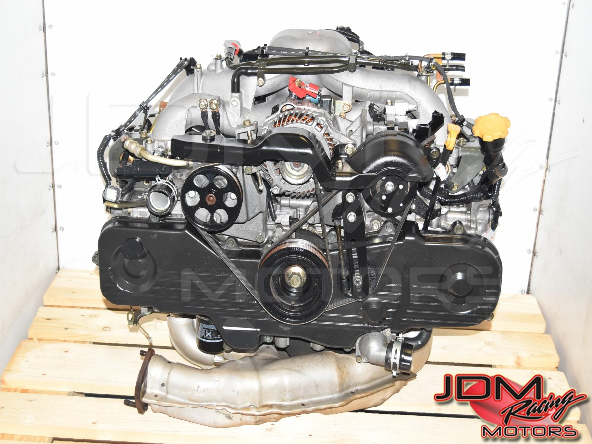 Used Subaru SOHC Impreza EJ203 2.0L Non-Turbo EGR Replacement Engine, Subaru 2.0L SOHC Motor For Sale
