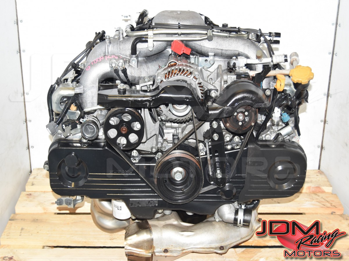 Used JDM Subaru EJ253 2.5L AVLS 2006+ Non-Turbo SOHC Replacement NA Engine for Sale