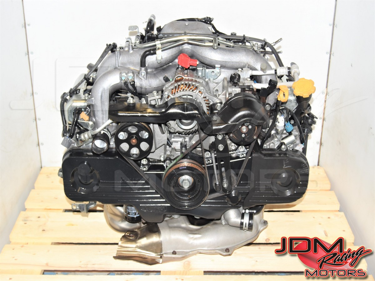 Used Subaru EJ253 AVLS 2.5L Replacement Impreza, Legacy, Forester 2006-2008 Non-Turbo SOHC Engine