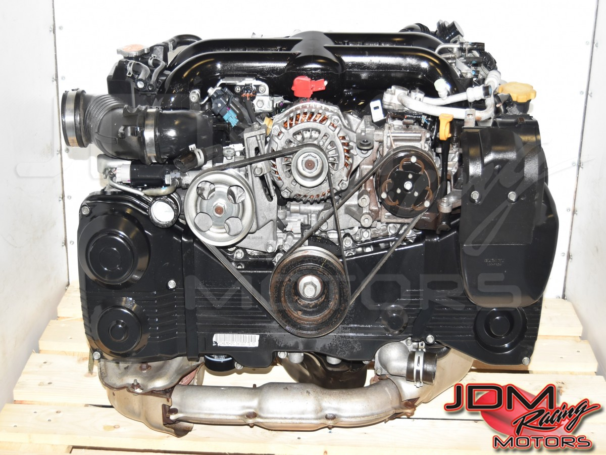 Replacement JDM WRX 2006-2014* DOHC Single-AVCS 2.0L EJ205 Engine with Single-Scroll Turbocharger