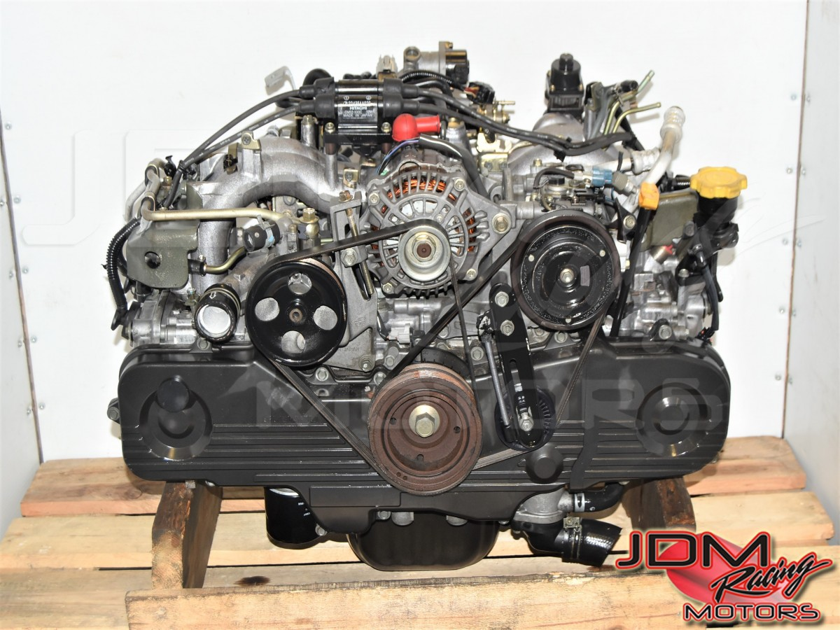 Used Subaru SOHC Impreza, Legacy, Forester 1999-2003* 2.0L Replacement Long Block EJ201 Engine