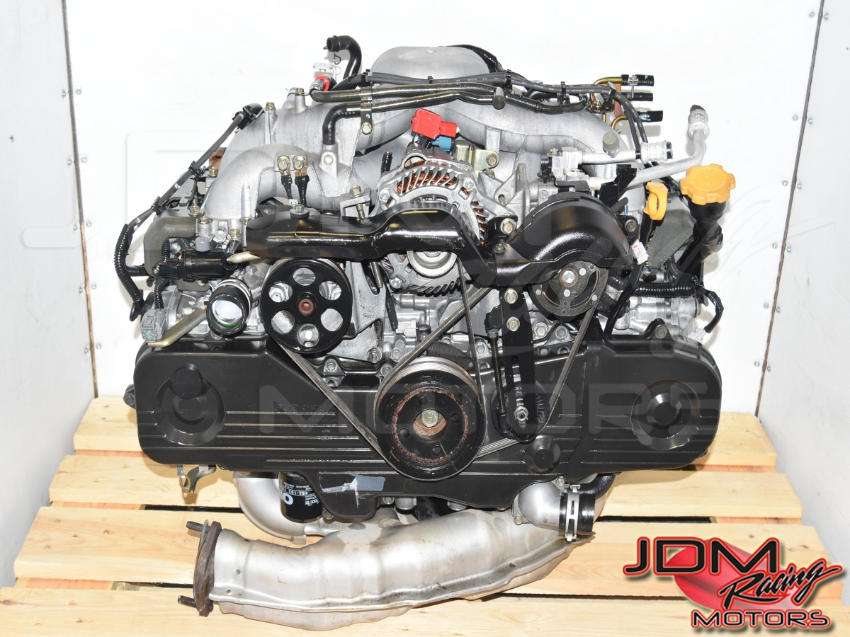 Used Subaru JDM 2.5L Replacement EJ253 Non-AVLS Impreza TS / RS non-turbo NA Motor for Sale