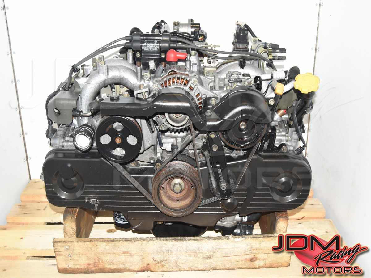 Used JDM SOHC 2.0L EJ201 Replacement 1999-2003 Impreza, Forester, Legacy Non-Turbo Engine