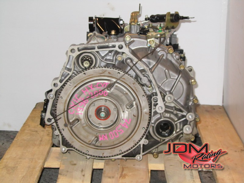 how to use m in cvt transmission