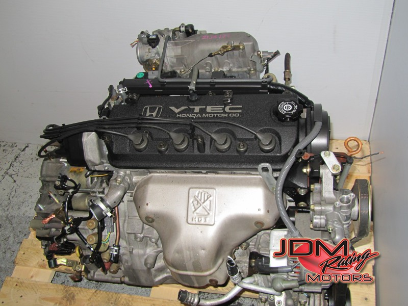 Honda Accord F23A 2.3L VTEC Motors jdm engines - JDM RACING MOTORS