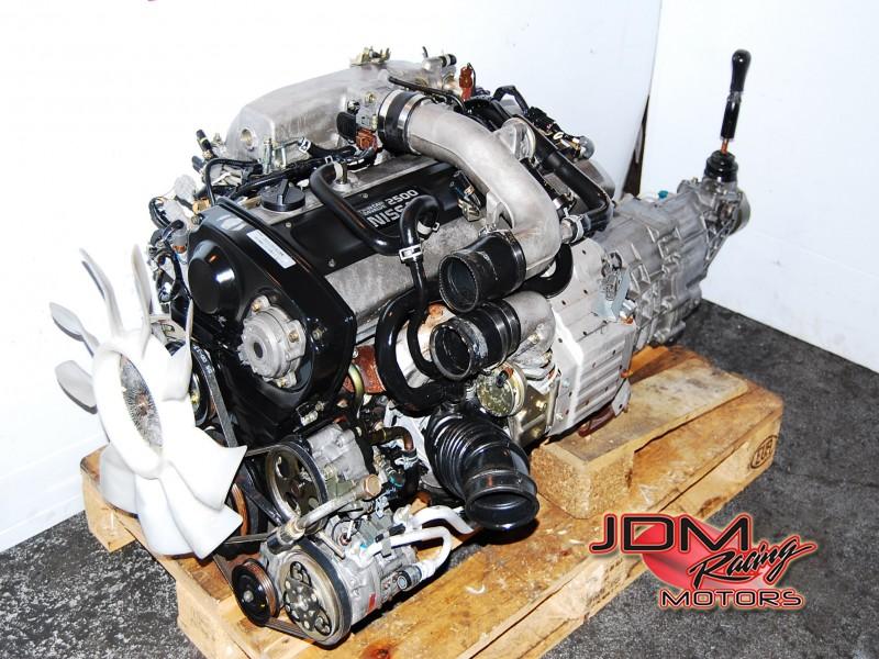 JDM NISSAN RB25DET Series 2 Engine, ECR33 RB25 Motors 5 Speed Manual  Transmission JDM Engines & Tran