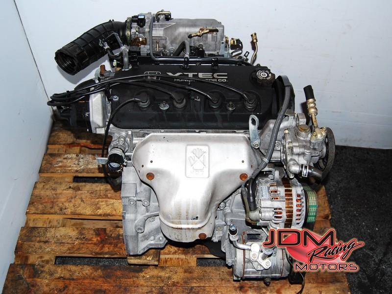 Id 941 Accord F23a 2 3l Vtec Motors Honda Jdm Engines Parts