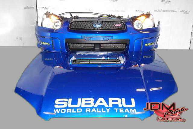 STI WRX Legacy Forester Grilles Body Parts And Nose Cuts