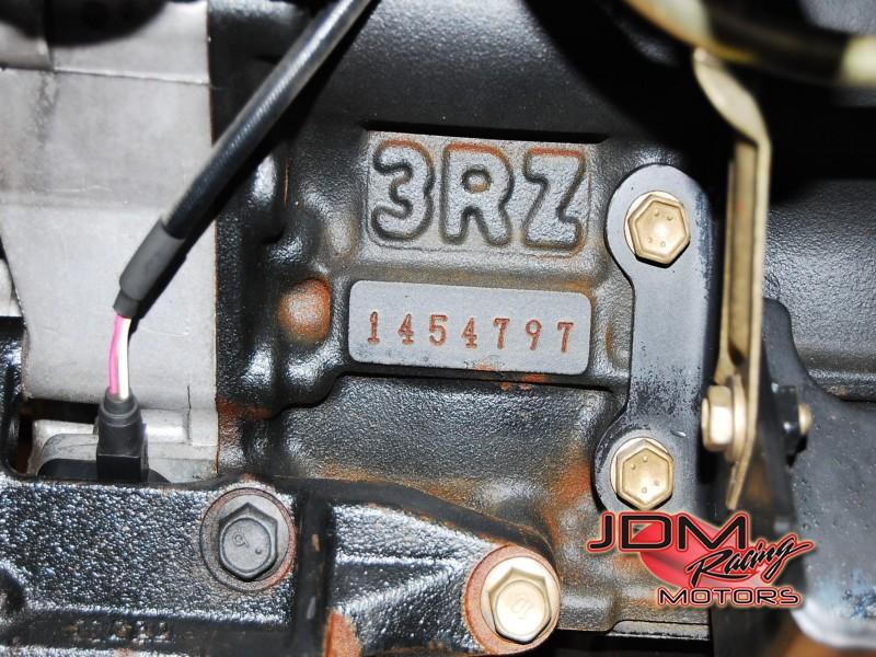 Dsc on 1995 Toyota 4runner Engine