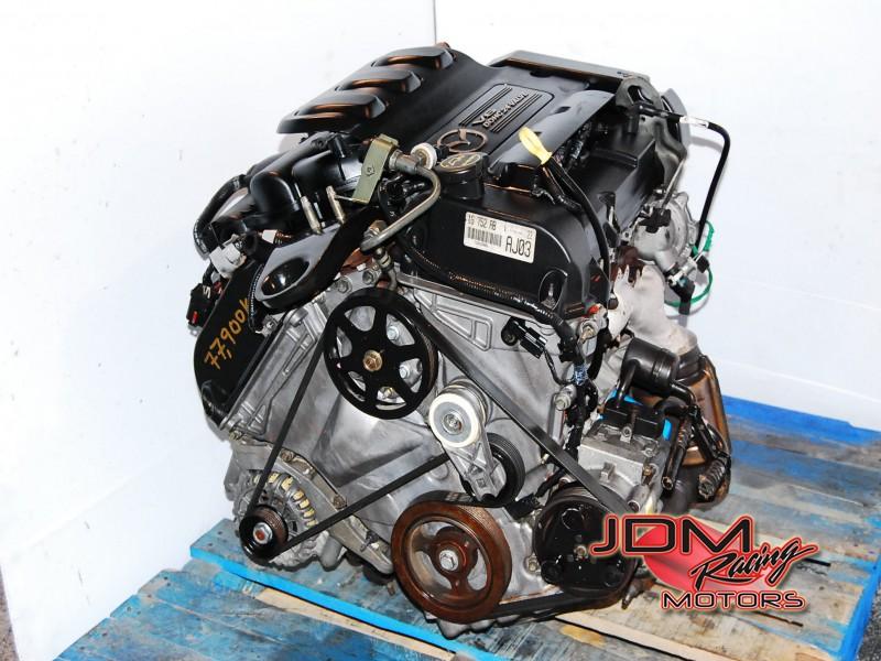 Mazda Tribute  Mpv Aj V6 3 0 Motors Jdm Engines