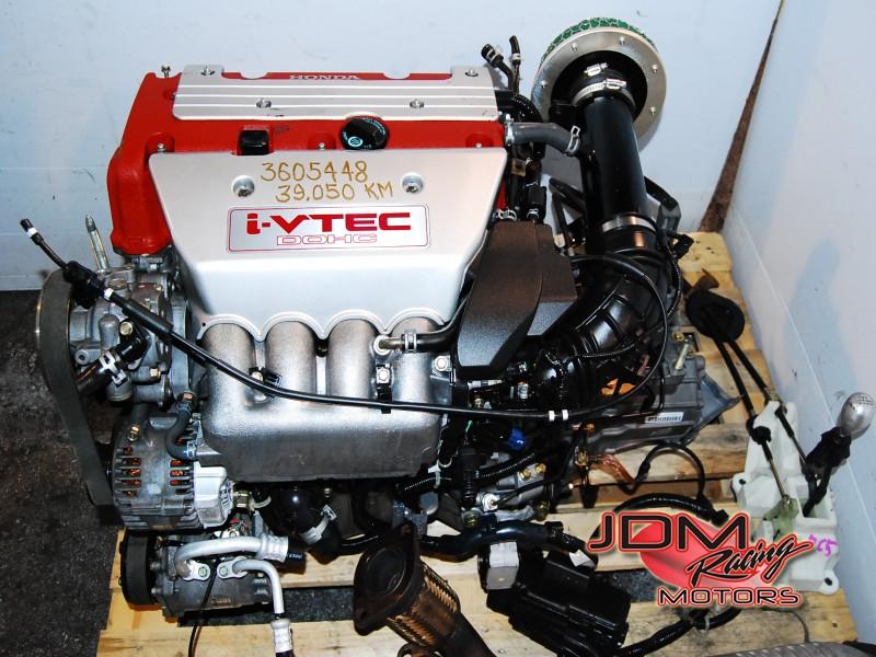 Honda Jdm K20a Acura Rsx Type R Dc5 And K24a Motors Jdm